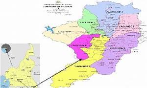 Carte De La Ville De Yaound U00e9 Source  Plan Directeur De La