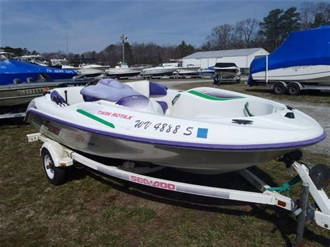 Seadoo Boat Used by Sportboats Gt Jet Boats Power Boats New Boats Used Boats