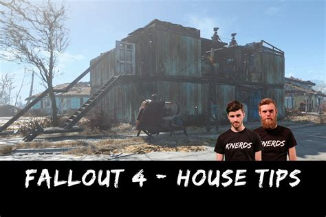 house building tips fallout 4 house building tips tricks youtube