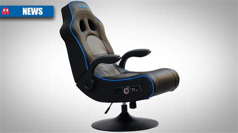 Wireless Vibrating Gaming Chair by X Rocker Gaming Chairs Now In Sa