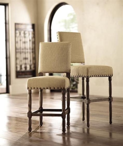 burlap counter stools 151 happy home
