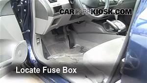 2006 Honda Accord Lx Fuse Box Diagram : interior fuse box location 2006 2011 honda civic 2007 ~ A.2002-acura-tl-radio.info Haus und Dekorationen