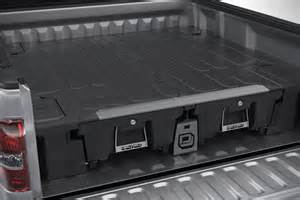 Pickup Truck Bed Storage Systems