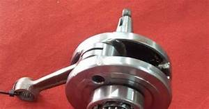 Palex Motor Parts  Crankshaft Assy Original Modified Jack