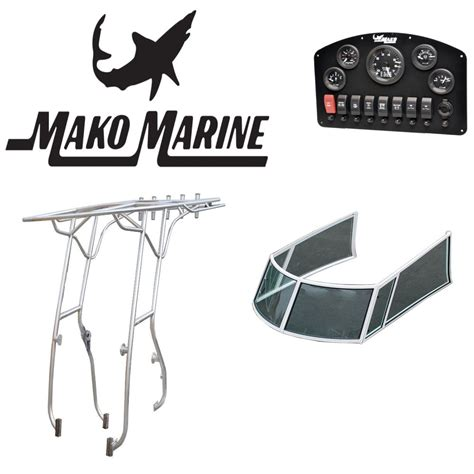 Boat Accessories And Parts by Mako Boat Parts Accessories Mako Boat Replacement Parts