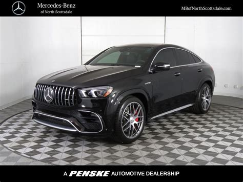 Mercedes gle 63 has more performance and presence than any suv has a right to, but it's a long way from cheap. New 2021 Mercedes-Benz GLE AMG® GLE 63 S 4MATIC Coupe Coupe in Phoenix #S07219 | Penske Automall