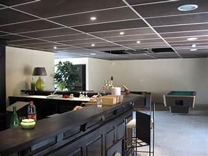 Dalle Plafond Polystyrene : plafond dalle 2 ~ Premium-room.com Idées de Décoration