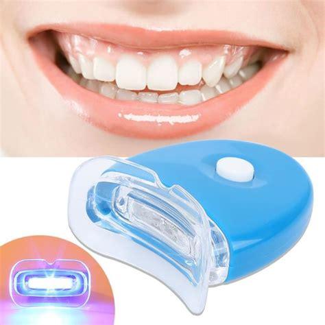 mini appareil le blanchiment de dent pour blanchir les dents pour beaut 233 domicile maison