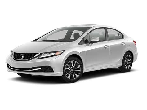 2013 Honda Civic Sdn Values- Nadaguides