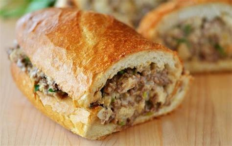 Best Ground Beef Stuffed French Bread Recipes