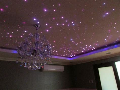 Fibre Optic Ceiling Lighting by Fiber Optic Lights Quot Ceiling Fiber With Special Fiber
