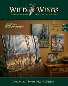 Wild Wings and Bouquet Wholesale 2012 Home Décor and Print
