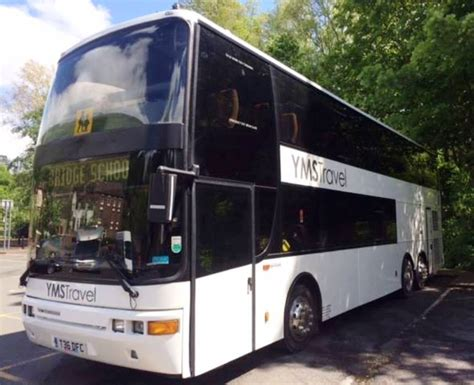 Wedding Bus Hire In Canterbury, Kent