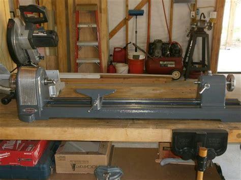 craftsman wood lathe model  manual