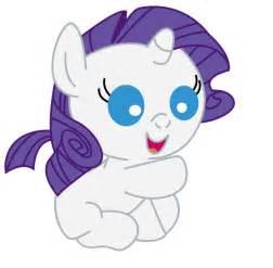 My Little Pony Baby Rarity