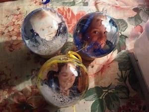 Boule De Noel Personnalisee : tutoriel boules de no l personnalis es femme2decotv ~ Carolinahurricanesstore.com Idées de Décoration