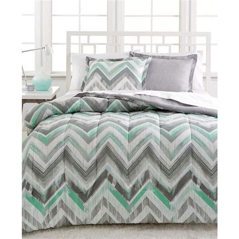 mint green and grey bedding 25 best ideas about chevron bedding on grey