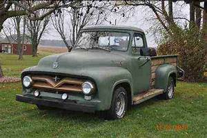 Sell Used 1955 Ford F250 F