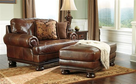 Chairs And Furniture by Furniture Alluring Leather Chair And Ottoman For Cozy