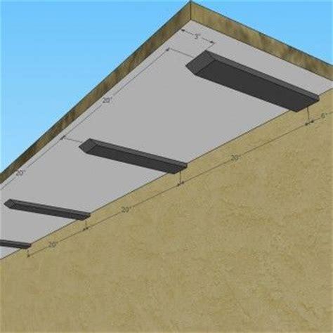 knee wall granite bracket counter top