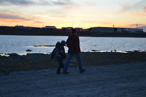 inuit life expectancy lags  rest  canada living longer