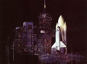 STS 1 rollout de Columbia