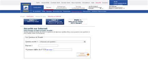 la banque postale si鑒e alerte phishing banque postale en cours undernews
