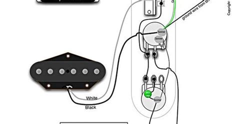 Stagg Bas Guitar Wiring Diagram by Telecaster Wiring Diagram Humbucker Single Coil