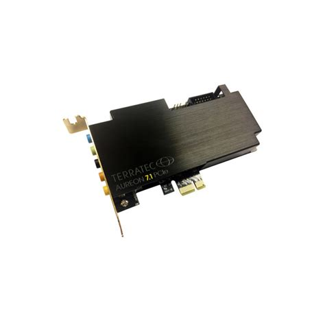 scheda audio interna scheda audio terratec aureon 7 1 pcie interna