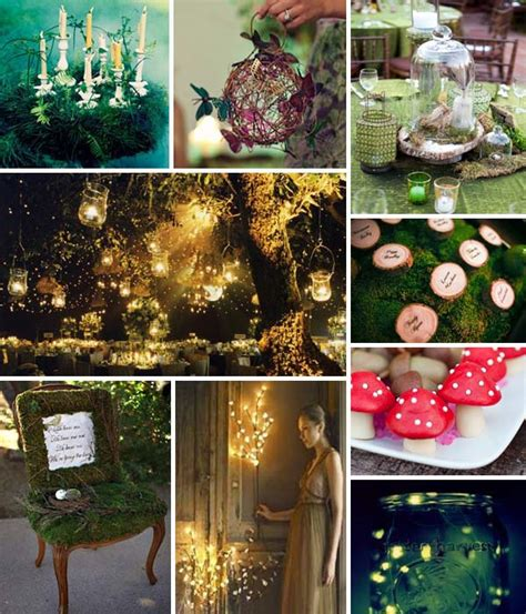 Swashbuckle The Aisle Enchanted Forest Themed Wedding