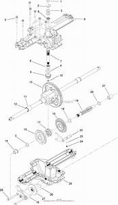 Peugeot Transmission Diagrams