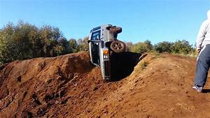Landrover Discovery 4x4 Off Road Fail