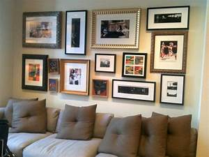 17 Hanging Pictures on Wall Ideas and How to Hang Pictures ...