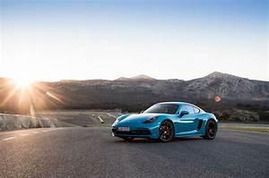 Porsche 718 Cayman Occasion : 2018 porsche 718 cayman and boxster gts first drive review motor trend ~ Gottalentnigeria.com Avis de Voitures