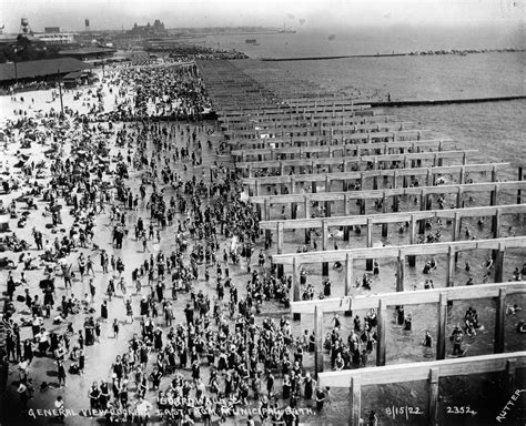 The People's Playground Over 150 Years Of Coney Island