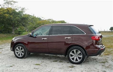 2013 Acura Mdx Review by 2013 Acura Mdx Awd Review Test Drive