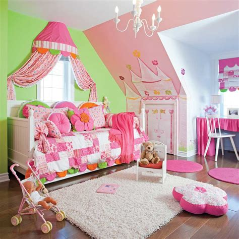 decoration de chambre de fille chambre de princesse chambre inspirations
