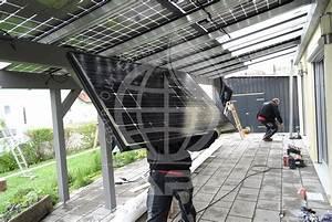 Solar terrasse ap solar bayern gmbh for Solar terrasse