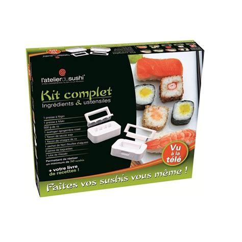 kit cuisine japonaise kit à sushi mundu fr