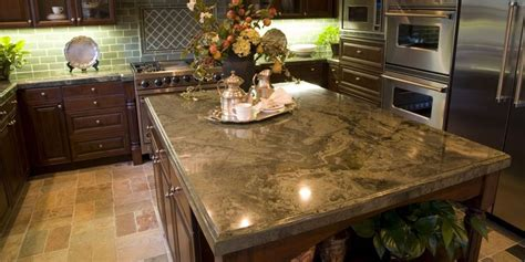 Kitchen Countertops Pictures Granite by Advantages Of A Kitchen Granite Countertop Bbg Granite