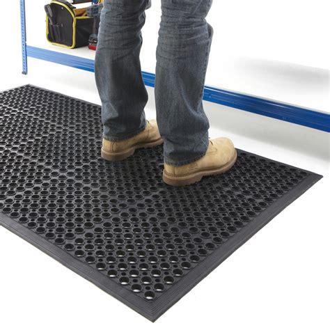 rubber mats work