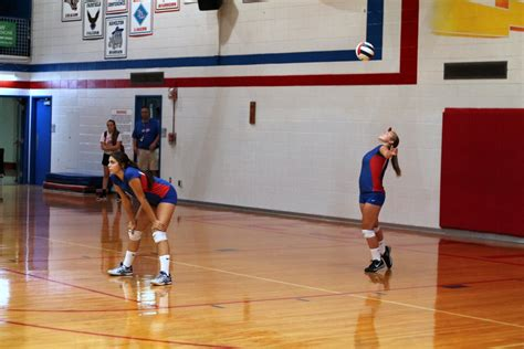 jv volleyball  garrett       home