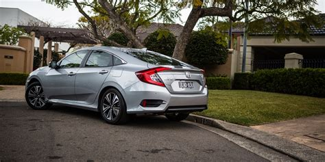 honda civic 2016 honda civic vti lx review caradvice