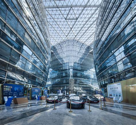 Hongqiao World Center - CREDAWARD