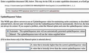 Cite Test Guide  U2014 Geoserver 2 16 X Developer Manual