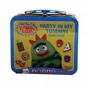 Fundex Games Yo Gabba Gabba! Party in My Tummy Lunch Box ...