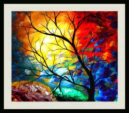 Kitchen Collection Outlet Coupon Colorful Tree Paintings Wesharepics A Beautiful Colored Loversiq