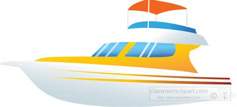 Boat Background Clipart by Boats And Ships Clipart Yacht On The Sea No Background