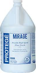 mirage 21 ultra high speed high gloss durable floor finish innovative chemical corporation