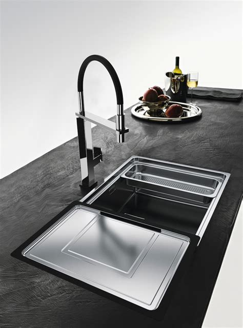 franke kitchen sink accessories inspired by experience franke celebrates its centenary in 3523